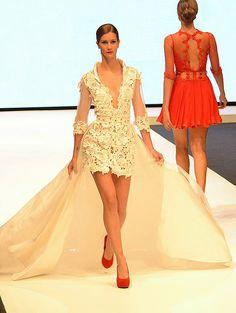 Fall Winter 2014-15 Peru Moda 2014   Jose Zafra