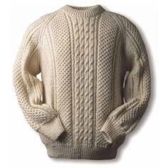 Barry Hand Knit Irish Sweaters