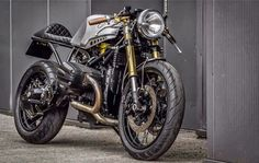 BMW R1150GS - DOWN & OUT - INAZUMA CAFE RACER