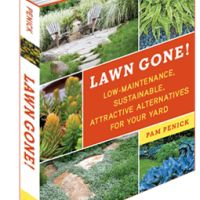 {January Book Review & Giveaway} Lawn Gone! by Pam Penick | Red, White & Grew™ | Pamela Price