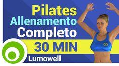 Pilates: Allenamento Completo per Dimagrire - Lezione di 30 Minuti in it...