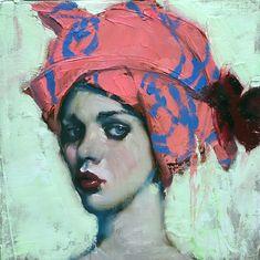 Pink Badana, 2015 Malcolm Liepke