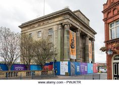 The site of the new High Speed Rail station at Curzon Street, Digbeth, Birmingham - Stock Image High Speed Rail, Buses, Birmingham, Trains, Stock Photos, Street, Photography, Image, Photograph