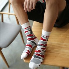 c2b6e4b62 China Factory Cotton Custom Happy Socks Men Wholesale-a2