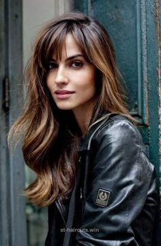 Marvelous 57 Of The Most Beautiful Long Hairstyles with Bangs – Highpe The post 57 Of The Most Beautiful Long Hairstyles with Bangs – Highpe… appeared first on ST Haircuts ..