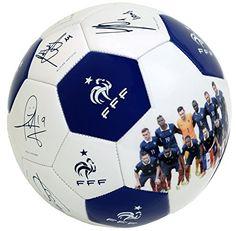 Ballon de football FFF - Signatures - Collection officielle Equipe de France - Taille 5