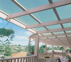 Suncall Frosted PVC Roofing