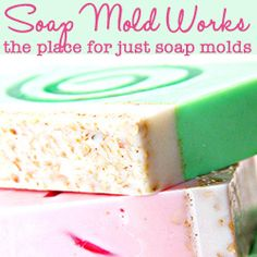 melt-and-pour-soap!