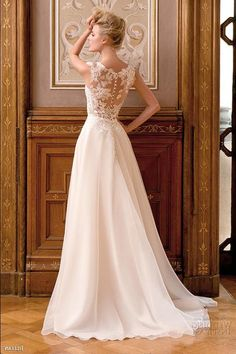 Simple Wedding Dresses - BuGelinlik.com