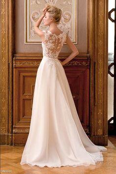 Simple Wedding Dresses - BuGelinlik.com