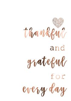 Life Quotes : Copper prints // Copper heart // thankful // grateful // inspirational quote // happy quote // wall art // prints // posters // gift idea - The Love Quotes Happy Quotes Inspirational, Motivational Quotes, Thankful For You Quotes, Blessed Quotes Thankful, Grateful Heart, Quotes Positive, Be Thankful, Happy Mood Quotes, Happy Heart Quotes