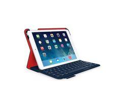 Logitech Ultrathin Keyboard Folio for Ipad Air Navy Blue (097855101495