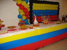Festa Tema Venezuela Birthday Party Checklist, Birthday Bash, Christmas Scavenger Hunt, Treasure Hunt Clues, Venezuelan Food, Dating Divas, Casino Party, Party Planning, Parties Decorations