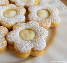 Shortbread Recipes, Cookie Recipes, Biscotti Cookies, Food Carving, Bulgarian Recipes, French Desserts, Vegan Kitchen, Biscuit Recipe, How To Make Cookies