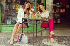Juliana Goes e Lidia Queiroz #ensaio #moda #editorial #photoshoot #fashion