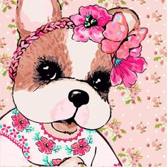 """Discover even more information on """"french poodles"""". Take a look at our web site. French Poodles, Decoupage, Cartoon Dog, Beautiful Dogs, Dog Art, Dog Pictures, Painted Rocks, Wallpaper Backgrounds, Halloween"""