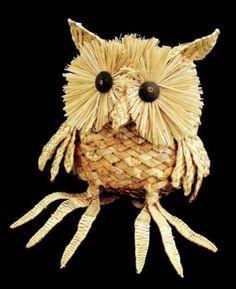 Belarussian Straw Art