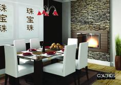 Estores plegables realizados con el diseño Sichuan. Uno de nuestros motivos orientales adaptable a todas las estancias del hogar. Puedes aplicarlo también sobre tus paneles japoneses y funas nórdicas y colorearlo en 50 colores distintos.  Crea tu espacio en http://www.laventanadecolores.es/