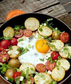 Photo-copy: Doodeenvoudig maar oh zo lekker. I Love Food, Good Food, Yummy Food, Easy Cooking, Cooking Recipes, Plat Simple, Vegetarian Recipes, Healthy Recipes, Happy Foods