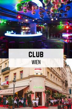 Top 20 Eventlocations in Wien Night Life, Party, Rave, Berlin, London, Simple, Raves, Parties, London England