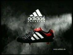 c1a7ba8d6d3 Paul Gazza Gascoigne ADIDAS Predator Football Boots Advert  The Magician