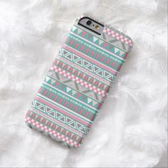 Awesome iPhone 6 Case! Aztec Andes Pattern iPhone 6 case. It's a completely customizable gift for you or your friends.