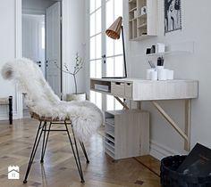 Miejsce do pracy - Gabinet, styl skandynawski - zdjęcie od agamartin.com