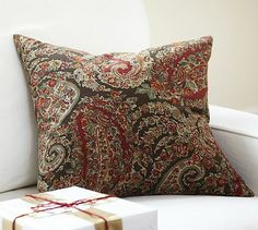 Carrie Paisely Pillow Cover #potterybarn