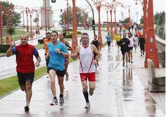 A Coruña - Carrera Inaugural BeerRunners - 14 de Julio de 2012 vía @Cervecear | Beer Runners España - Si te gusta el deporte y la cerveza este es tu sitio