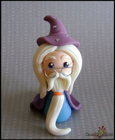 Dumbledore chibi - Harry Potter