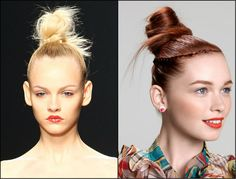 Dainty Back to School Hairstyles To Impress Your Mates | top knots
