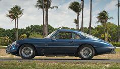 The iconic 1962 Ferrari 400  Superamerica Aerodinamico