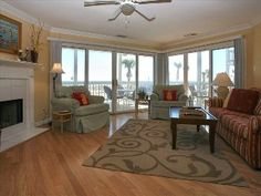 Oceanfront ~ Dolphin Lookout on the Strand ~ SouthbeachVacation Rental in Tybee Island from @HomeAway! #vacation #rental #travel #homeaway