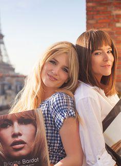 Bardot & Birkin: Iconic French Beauties