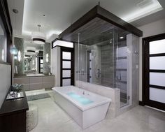 Clean lines and less flash is the trend for bathroom design in 2016
