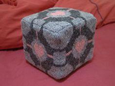 MAKE Companion Cube