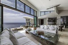 Villa Kishti in Anguilla met geweldige voorzieningen, en een panoramisch uitzicht op de Caribische zee, een perfectie villa voor familie en vrienden