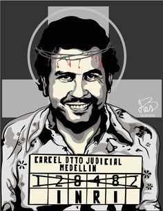 https://www.behance.net/gallery/16820069/Pablo-Escobar-redentor-de-Medellin