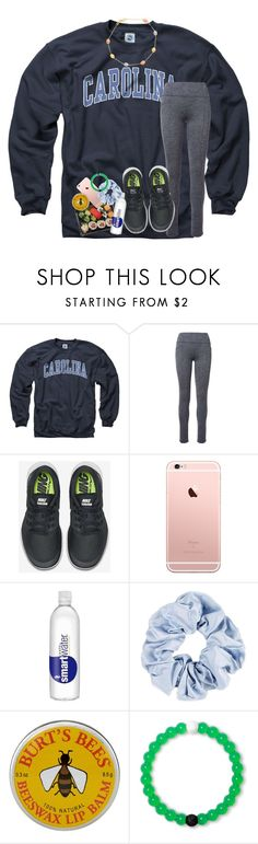 """it's nine in the afternoon"" by rxindrops-on-roses ❤ liked on Polyvore featuring NIKE, Burt's Bees, Lokai and BillyTheTree"