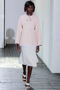 Chadwick Bell Spring 2014 Ready-to-Wear Collection Slideshow on Style.com