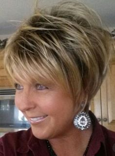 Thin Hair Cuts short cuts for thin fine hair Thin Hair Cuts, Short Hair With Layers, Short Hair Cuts For Women Over 50, Short Hair Over 60, Razor Cut Hair, Long Hair, Short Hairstyles For Women, Over 40 Hairstyles, Teenage Hairstyles