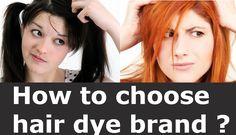 Top 30 hair dye brands UK/US - TEST: trendhaircolor.com » Trend hair color