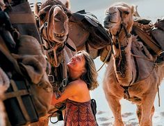Tracks a film based on Robyn Davidson