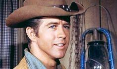 Cul Gulager als Emmett Ryker Cowboy Horse, Western Cowboy, Shiloh Ranch, Movie Stars, Movie Tv, Doug Mcclure, James Drury, Hollywood Cinema, The Virginian