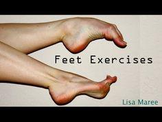 Feet Exercises