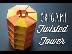 65 Trendy Origami Star Step By Step Diy Paper Origami Tower, Origami Frog, Origami And Kirigami, Paper Crafts Origami, Origami Stars, Origami Easy, Diy Paper, Origami Instructions, Origami Tutorial