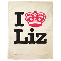 Dry the dishes with Liz :) I think I need this. ;)