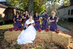 There will be no runaway groom at this wedding. (submitted by Bob)