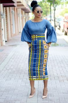 25 Fashion Fabulous African Style Outfits for Work - African Vibes Magazine