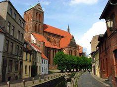 Wismar, Mecklenburg-Vorpommern, Deutschland